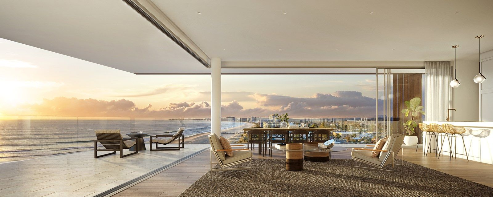 Siarn Palm Beach isapw7 The best views in SEQ: New developments designed for spectacular aspects